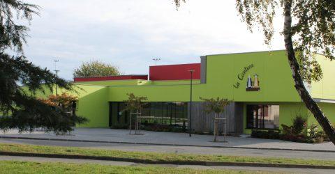 Restaurant municipal Liffré